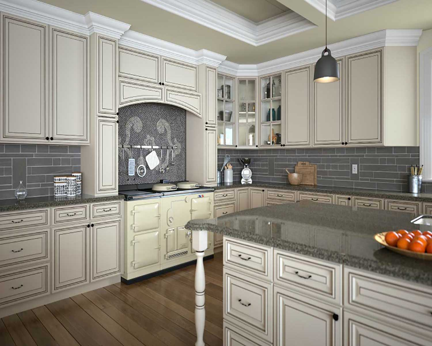 Genial Signature Pearl Cabinets